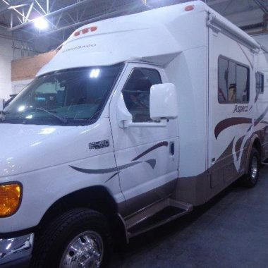 Fort Lauderdale RV Body Damage Repairs
