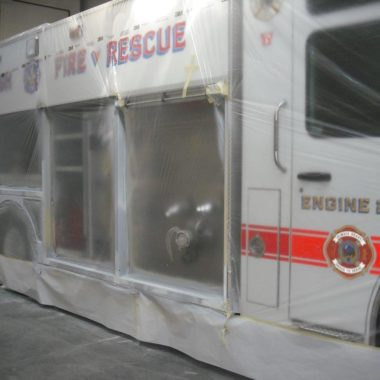 Fire Truck Repair Fort Lauderdale